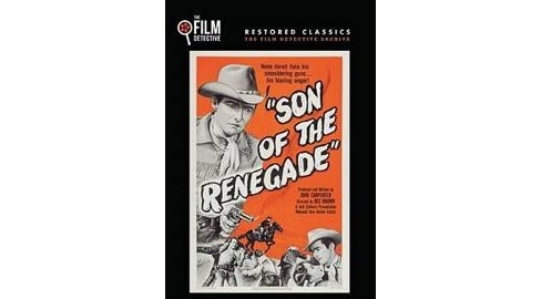 Son Of The Renegade (DVD) - image 1 of 1