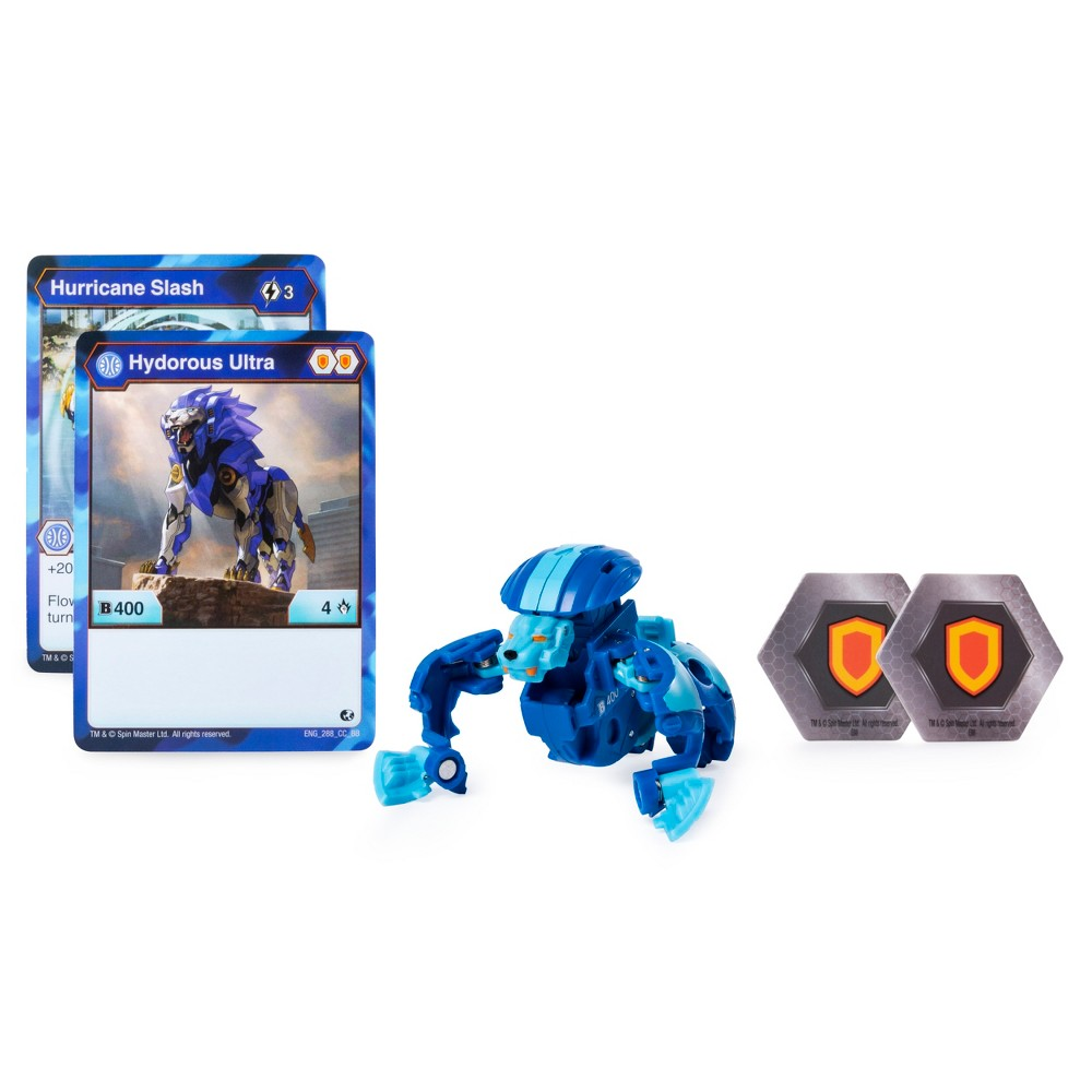 Bakugan Ultra Hydorous 3 Tall Collectible Transforming Creature