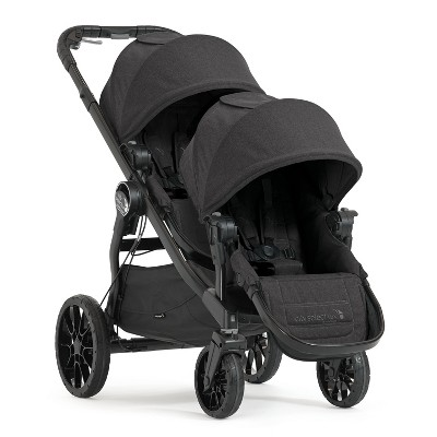 Baby Jogger® City Select LUX Second Seat - Granite Black