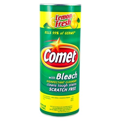 Multi-Surface Cleaner: Comet