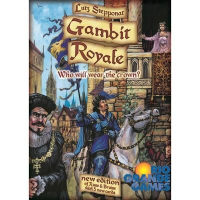 Gambit Royale Board Game