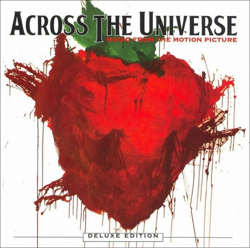 Various Artists - Across the Universe (Deluxe Version) (CD) - image 1 of 1
