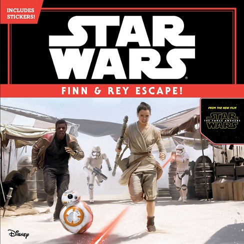 Finn & Rey Escape! by Michael Siglain - image 1 of 1