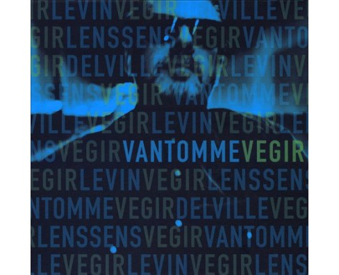 Vantomme - Vegir (CD) - image 1 of 1