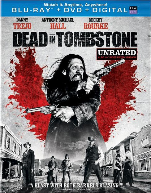 Dead in Tombstone (Unrated) (2 Discs) (Blu-ray/DVD) - image 1 of 1