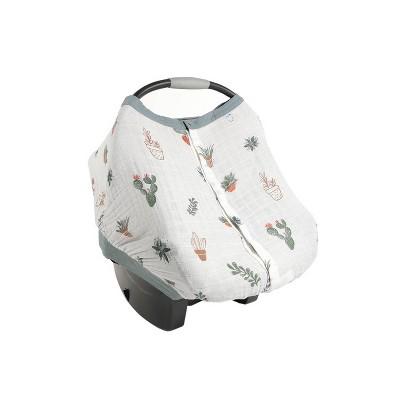 Little Unicorn Cotton Muslin Car Seat Canopy - Prickle Pots