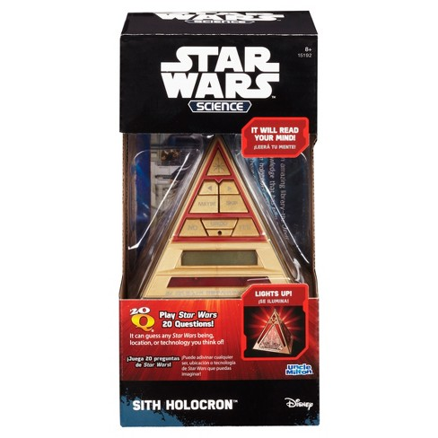 Uncle Milton Star Wars Science - Sith Holocron 20Q Game - image 1 of 2