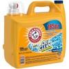 Arm & Hammer Plus Oxi Clean Fresh Scent Liquid Laundry Detergent - 185 fl oz - image 2 of 3