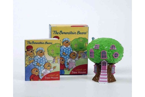Berenstain Bears Light-up Tree House (Paperback) - image 1 of 1