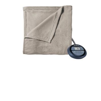 Microplush Electric Bed Blanket - Sunbeam