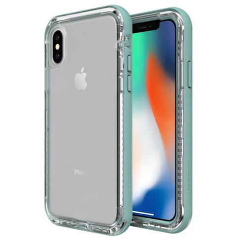best service aefee 066e5 LifeProof Apple iPhone X Case Next - Seaside