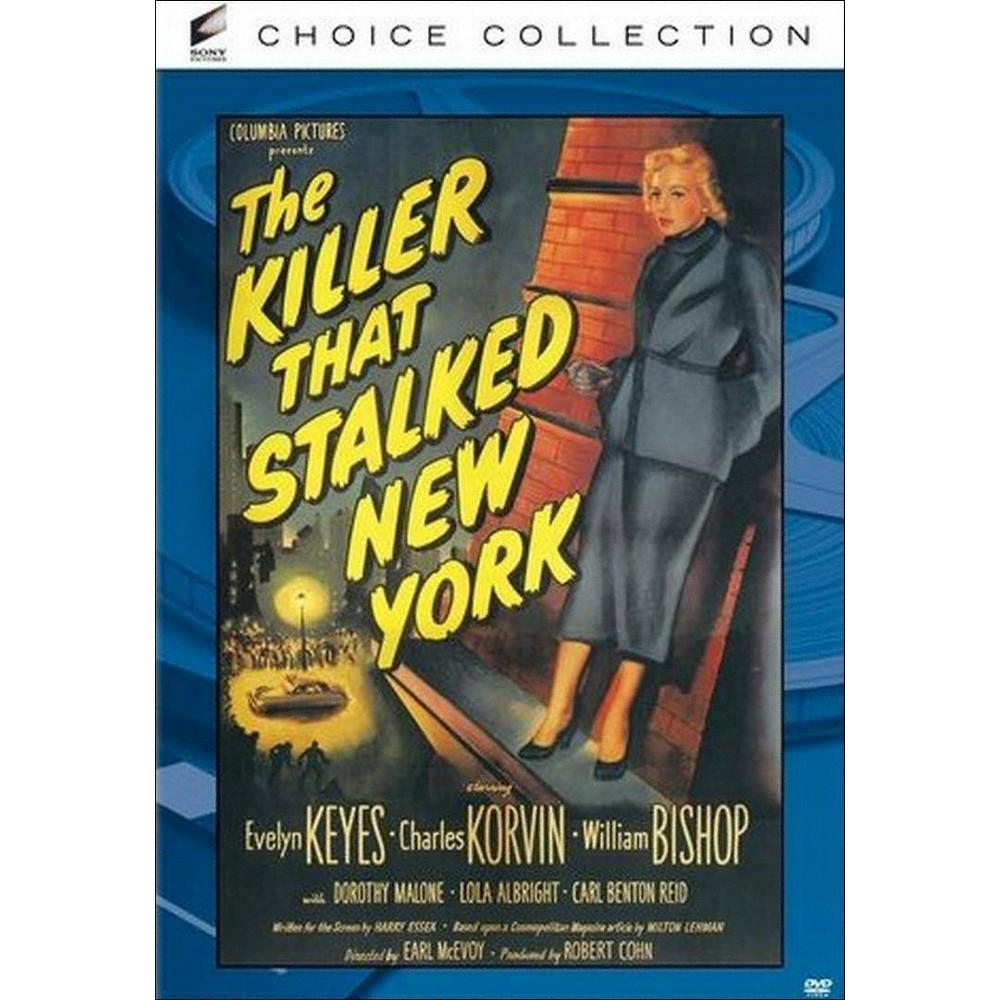 Killer That Stalked New York (Dvd)