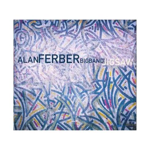 Alan Ferber - Jigsaw (CD) - image 1 of 1