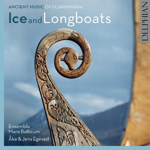 Ensemble mare baltic - Ice & longboats:Ancient music of scan (CD) - image 1 of 1