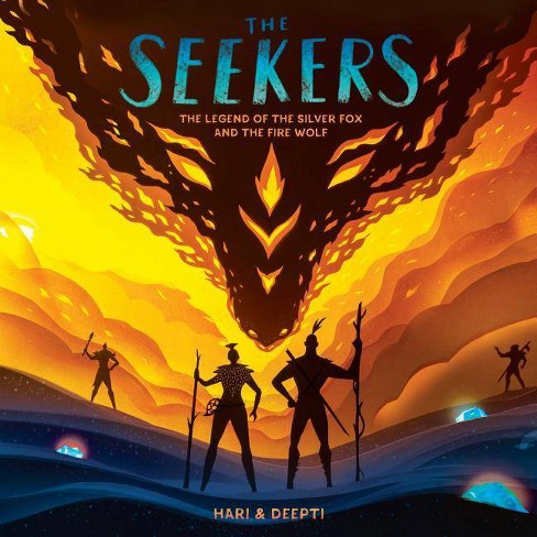 The Seekers - by  Hari & Deepti (Hardcover) - image 1 of 1