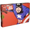 Diamond Select Marvel Captain America 8 Inch Retro Action Figure Set - image 2 of 3