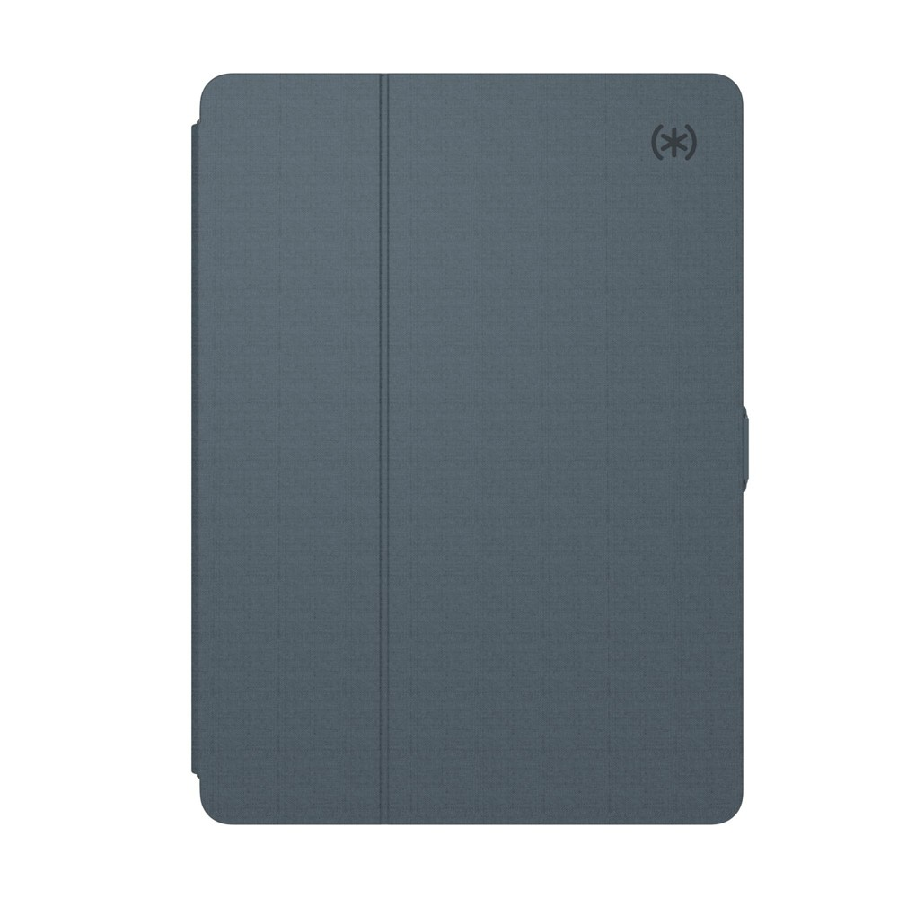 Speck iPad Air 1/2 & Pro 9.7 Balance Folio Tablet Case - Stormy Grey/Charcoal, Gray