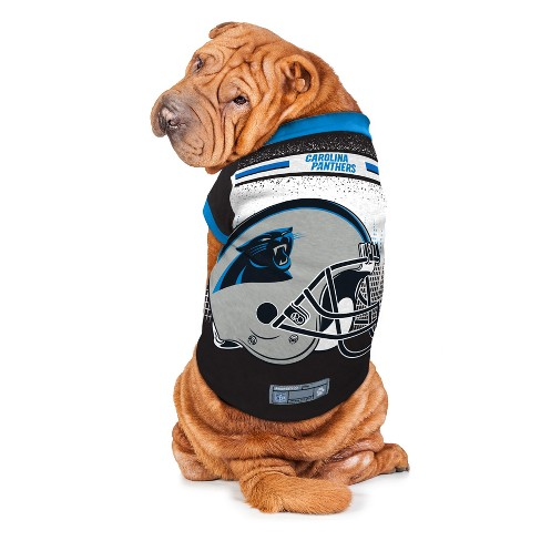 Carolina Panthers Little Earth Pet Performance Football T-Shirt ... d40fb2ac4