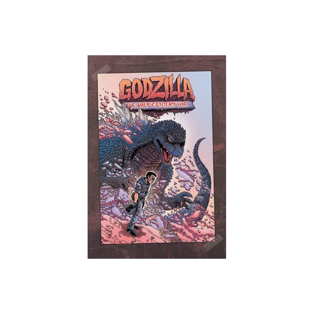 Godzilla The Half Century War By James Stokoe Hardcover