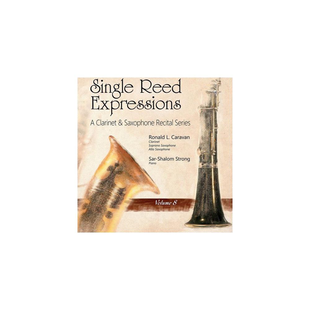 Ronald L. Carvan - Single Reed Expressions:Vol 8 (CD)