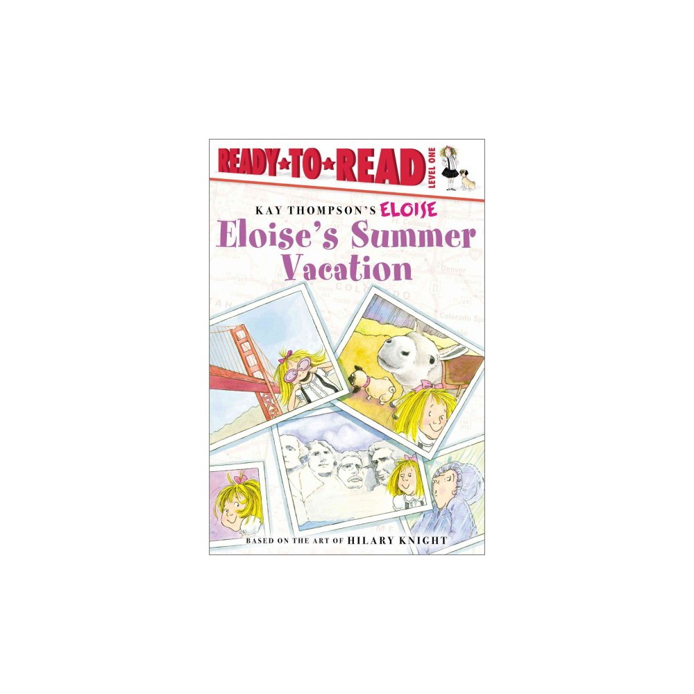 Eloise's Summer Vacation (School And Library) (Lisa McClatchy)