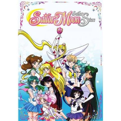 Sailor Moon Sailor Stars: Season 5, Part 2 (DVD) - image 1 of 1