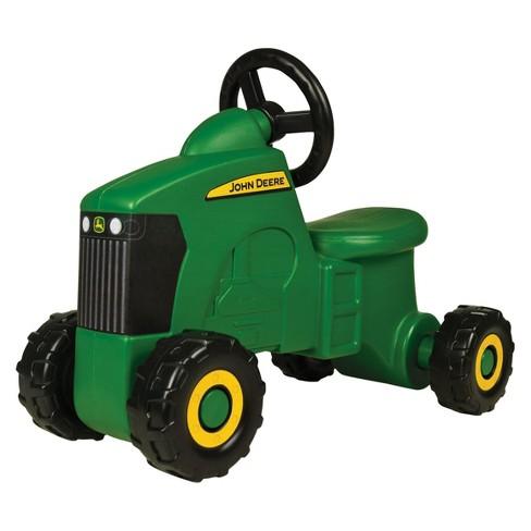 John Deere Ride On Toys >> John Deere Foot To Floor Tractor