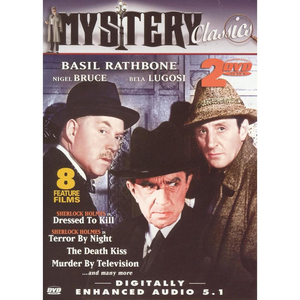 Mystery Vol 2 (Dvd), Movies