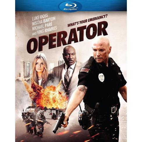 Operator (Blu-ray) - image 1 of 1