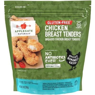 Applegate Naturals Gluten Free Family Size Chicken Breast Tenders - Frozen - 14oz
