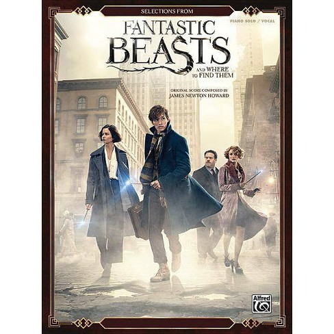 Selections from Fantastic Beasts and Where to Find Them - (Paperback) - image 1 of 1