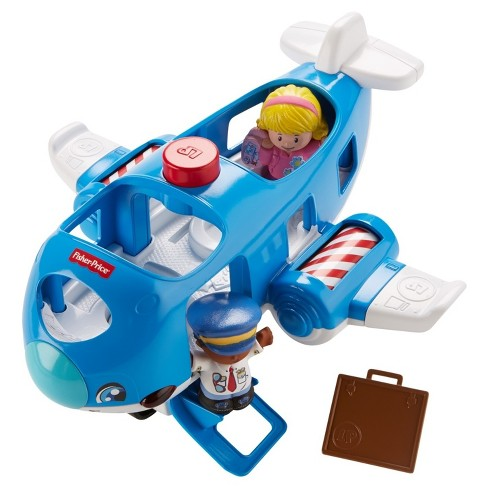 Fisher-Price Little People Travel Together Airplane - image 1 of 4