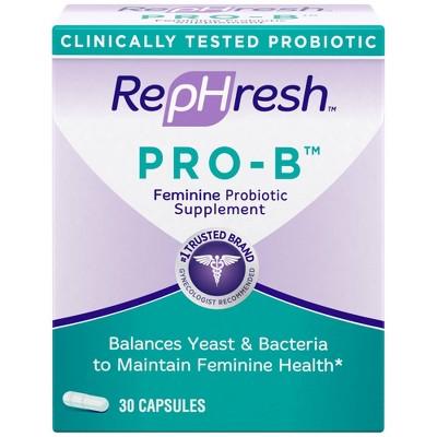 Probiotics: RepHresh Pro-B Probiotic