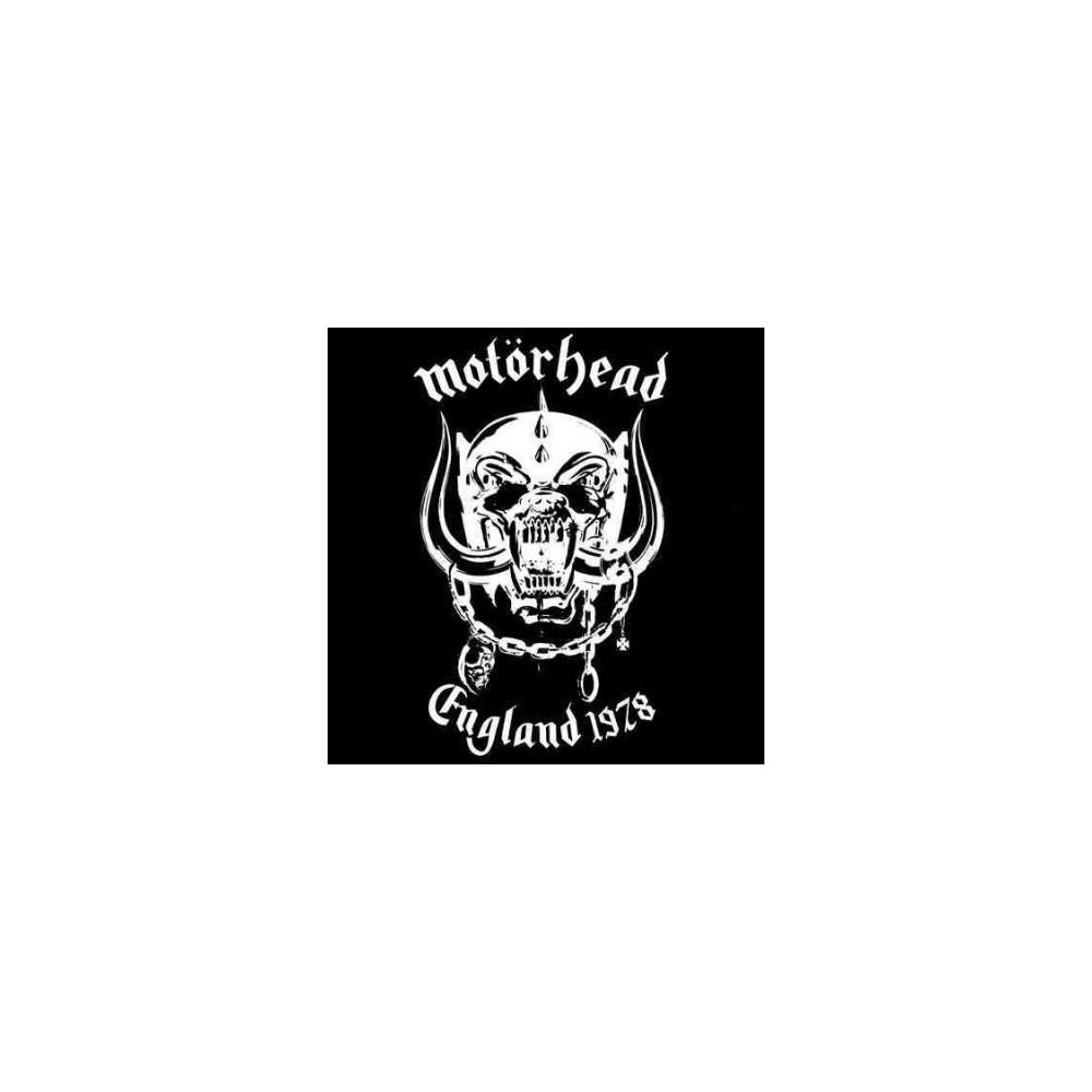 Motorhead - England 1978 (CD)