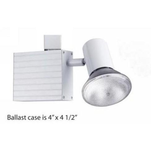 Cal Lighting Ht 958 35w Contemporary Modern 1 Light 35 Watt Adjule Spot For Series Track Systems