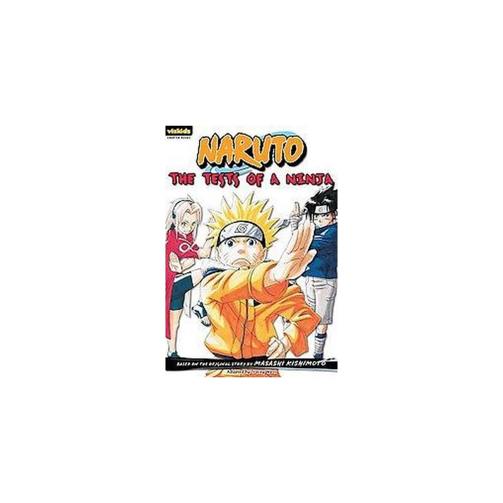 Naruto Chapterbook 2 : The Tests of a Ninja (Paperback) (Masashi Kishimoto)