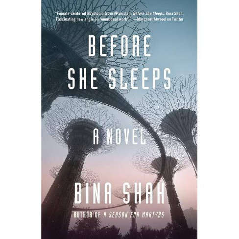 Before She Sleeps - by  Bina Shah (Paperback) - image 1 of 1