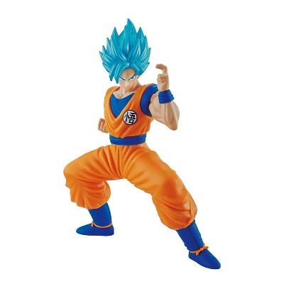 Entry Grade Model Kits- SSGSS Son Goku