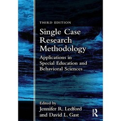 Single Case Research Methodology - 3 Edition (Paperback)