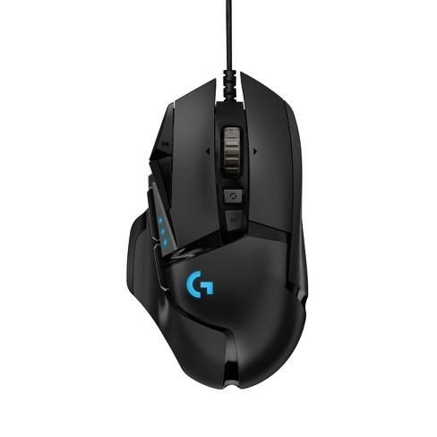Logitech G502 Hero Gaming Mouse Target