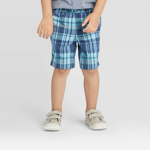 Black art class Boys Stripe Pull-on Shorts