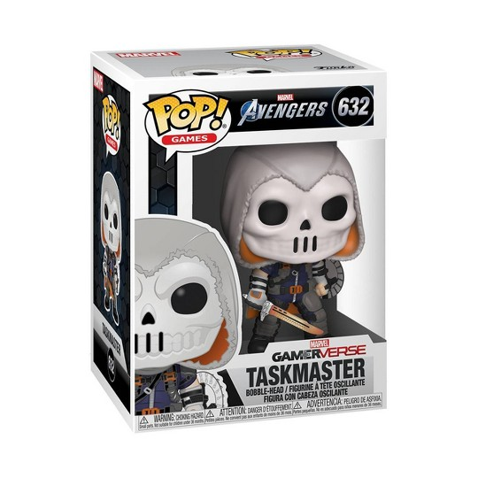 Funko POP! Marvel: Avengers Game - Taskmaster image number null