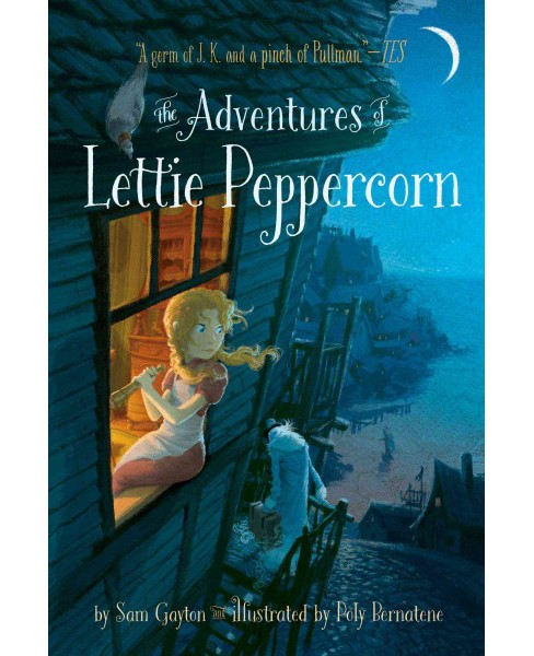 Adventures of Lettie Peppercorn (Reprint) (Paperback) (Sam Gayton) - image 1 of 1