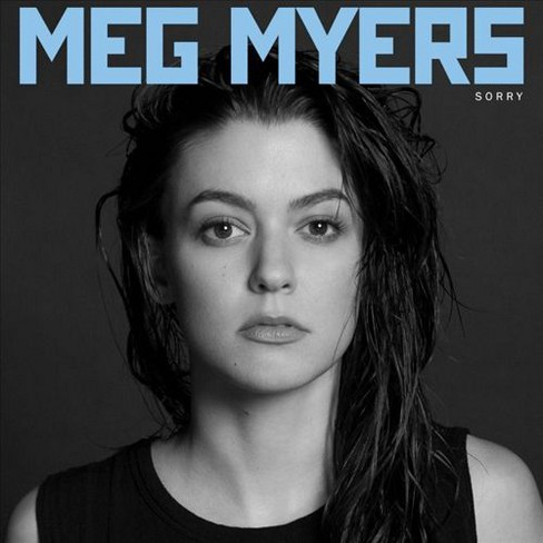 Meg myers - Sorry (CD) - image 1 of 1