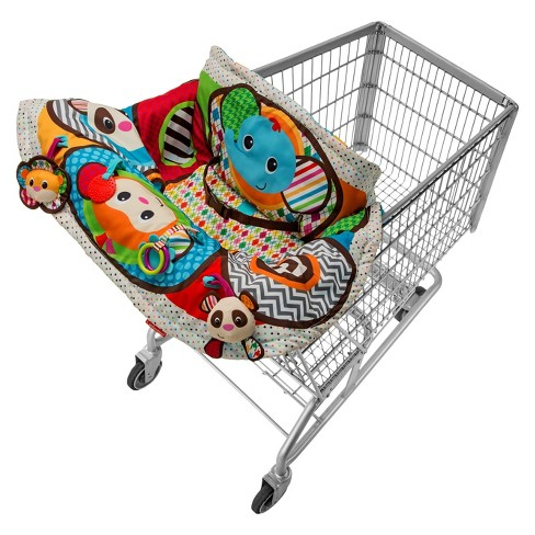 Infantino Play and Away Shopping Cart Cover and Play Mat - image 1 of 4