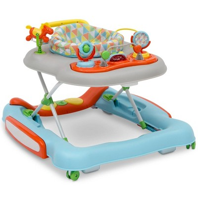 Delta Children 4-in-1 Discover & Play Musical Walker - Cascade