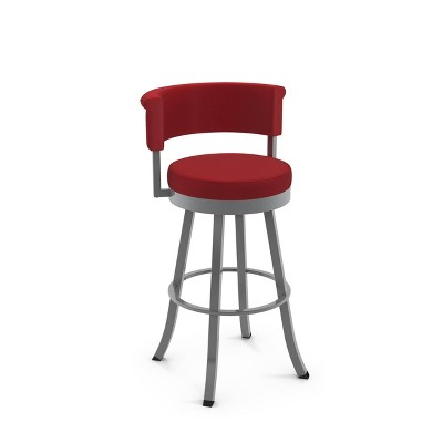 Americo Swivel Counter Height Barstool - Amisco