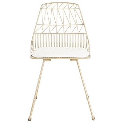Set of 2 Vivi Metal Chair - Adore Decor
