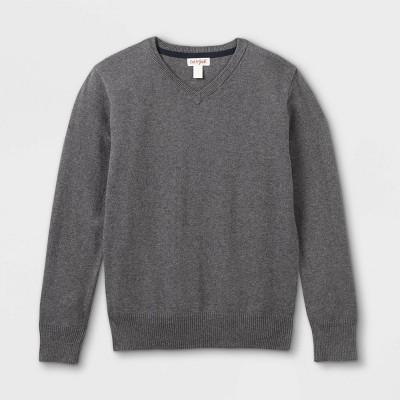 Boys' V-Neck Sweater - Cat & Jack™