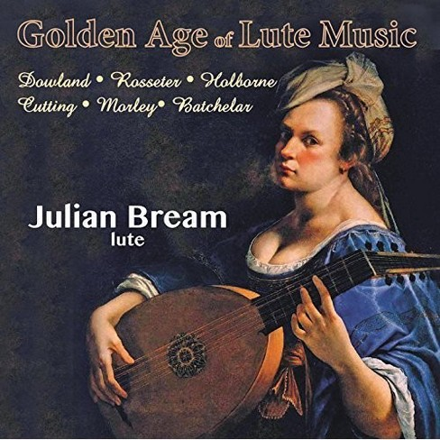 Julian bream - Lute music:Golden age (CD) - image 1 of 1